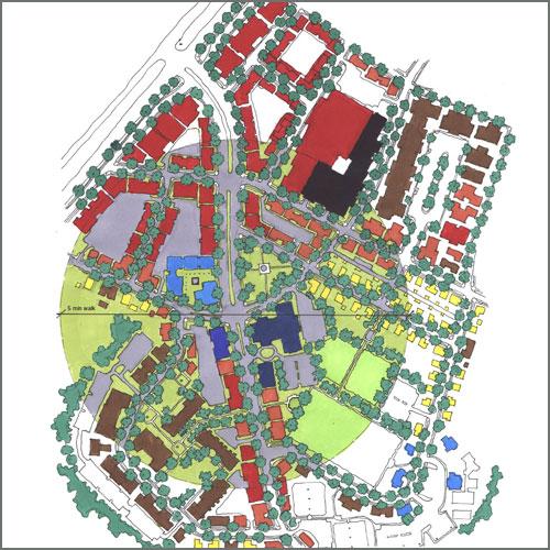 Eastern Planning Initiative, Thomas Jefferson Planing District, VA