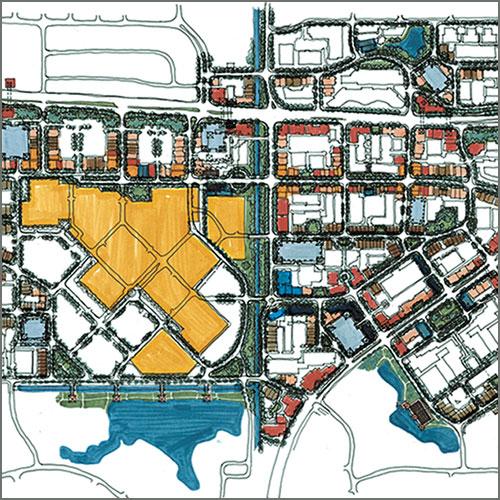 Boca Raton Shopping Center, Florida