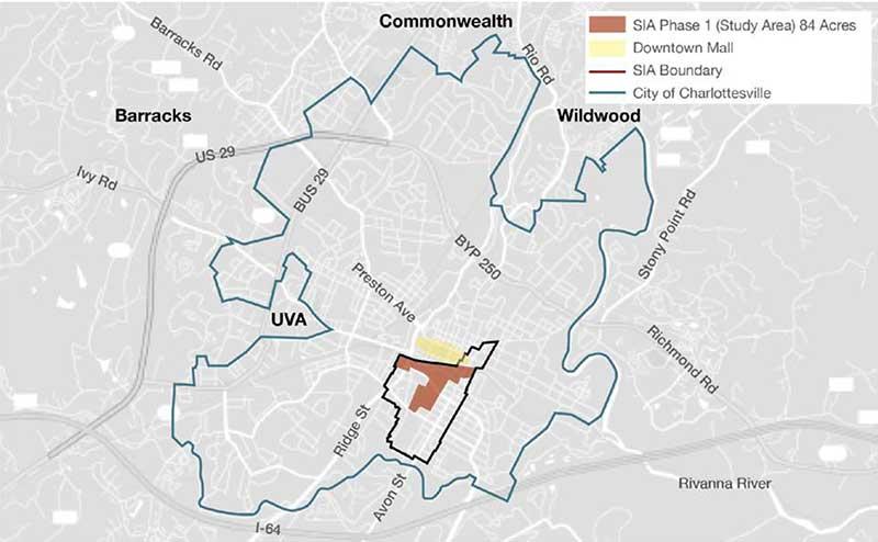 SIA Context Map