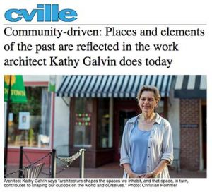 Cville Weekly Interview