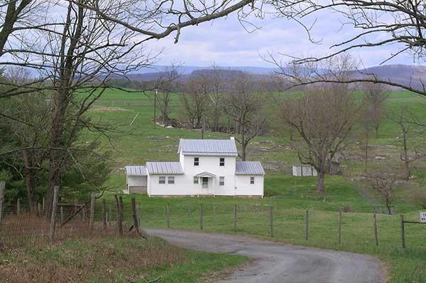 Mount Jackson Farm House
