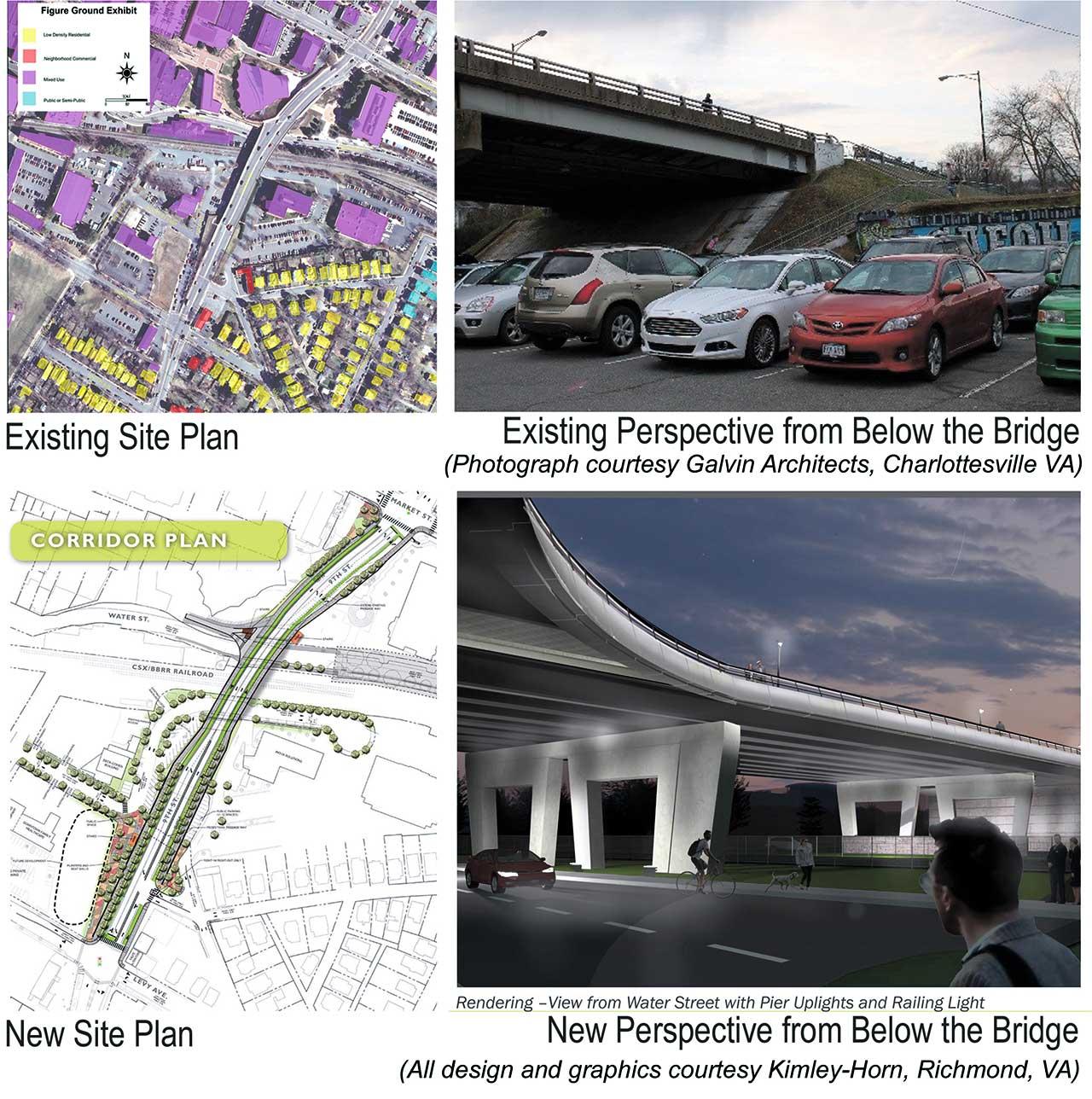 Belmont Bridge Redesign