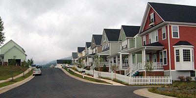Wayland's Grant neighborhood