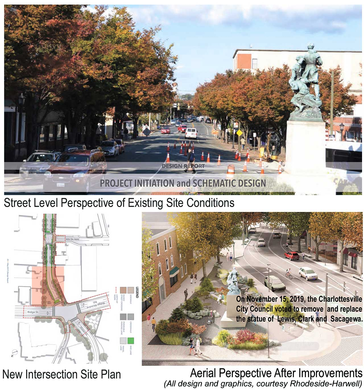 West Main Street project